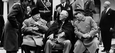 Závěry jaltské (krymské) konference tří mocností (11. 2. 1945)