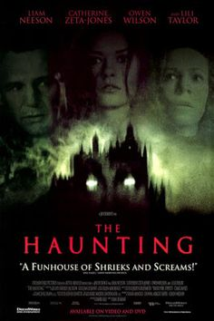 El señor de los bloguiños: The haunting (la guarida) (1999) de Jan de Bont