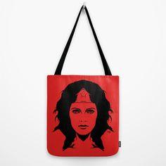Wondering Revolution Tote Bag by Vee Ladwa | Society6
