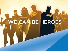 DC Entertainment offers limited-edition incentives for those who donate to help the hunger crisis in the Horn of Africa. Batman is the primary focus of the first phase of the new We Can Be Heroes campaign.