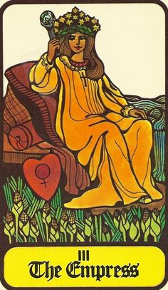 Hoi Polloi Tarot. I think this was my first deck.