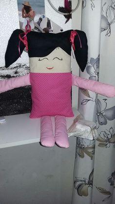 Naninha rosa 45cm