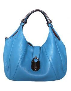 Loewe Leather Shoulder Handbag,