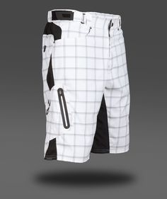 Men's Ether Plaid Shorts with Liner | ZOIC Clothing- Mountain Bike Clothing and Accessories for Men, Women and Kids