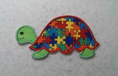 Use iron on fabric applique patches to create one of a kind DIY projects.  This is a MADE TO ORDER applique patch. Measures approx. Small: 4 1/2