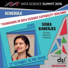 Know more about capability building from Soma Banerjee - Director Data Brio Academy. Book you place now.