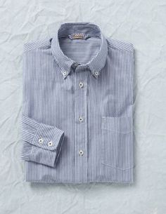 Button-down Architect Shirt  $78.00