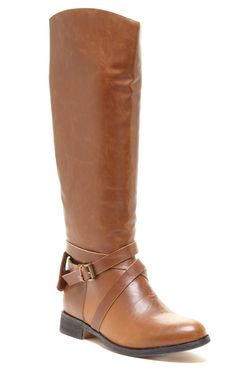 Tall riding boots / Bucco $40