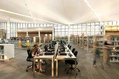 public library interior - Google Search