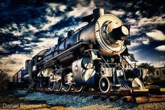 Locomotive by Daniel Brennan, via 500px