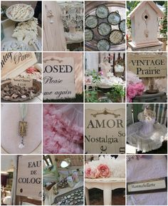nice collection of shabby goods are always available at The Vintage Marketplace~Next show June 1st&2nd 2012 in Fallbrook/Rainbow Ca...