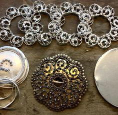 Silver Jewelry, Costumes, Crafts, Inspiration, Beautiful, Biblical Inspiration, Manualidades, Dress Up Clothes, Silver Jewellery