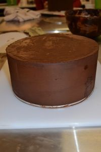 Ganache made in Thermomix