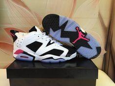 Women Air Jordan 6 Retro Sneakers Low AAA 244