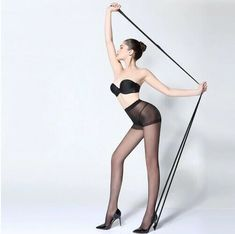 b6bb9926964 Super Elastic Magical Stockings New Women Seamless Sexy Black Thin Pantyhose   fashion  clothing