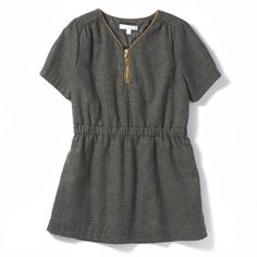 Lovely Chloé dress http://www.littlefashiongallery.com/fr/mode-enfant/chloe/robe-gris-chine-fonce-dark-grey-chloe-kids-h13/