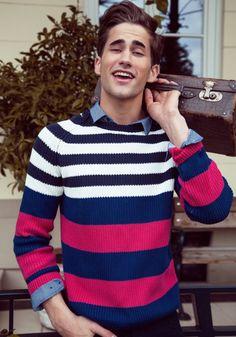 Sweater envy.