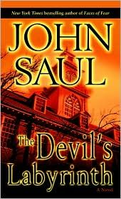 I recently discovered John Saul....love his stories!
