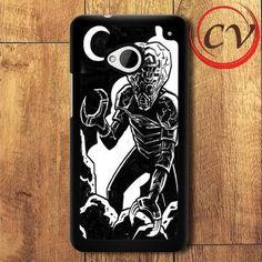 Monster This Island HTC One M7 Black Case