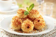 Boules à la noix de coco grillée #BiscuitsDeNoel