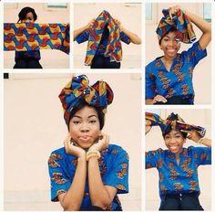 Wraps foulard