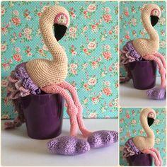 Flamingo made by Kriziwizi