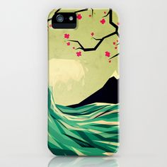 falling in love iPhone & iPod Case by Yetiland - $35.00