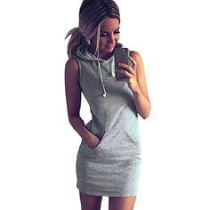 GBSELL Fashion Womens Summer Casual Sleeveless Hoody Dres... https://www.amazon.com/dp/B01CTPAFH6/ref=cm_sw_r_pi_dp_q0wExbX88Y07T