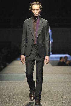 Prada Men's RTW Fall 2014 - Slideshow - Runway, Fashion Week, Fashion Shows, Reviews and Fashion Images - WWD.com