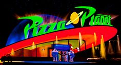 ... for this image include: toy story, pizza planet, food, love and pizza
