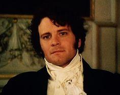 Mr. Darcy. I'm melting