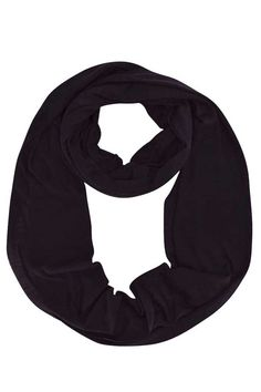 Jersey Knit Circle Scarf