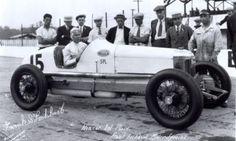 1926 Miller Special Frank Lockhart