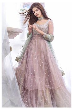 Gown Party Wear, Party Wear Indian Dresses, Pakistani Fashion Party Wear, Pakistani Wedding Outfits, Designer Party Wear Dresses, Pakistani Dresses Casual, Indian Bridal Outfits, Indian Gowns Dresses, Indian Fashion Dresses