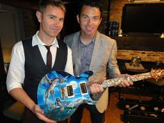 Pretty Guitar  Neil Byrne and Ryan Kelly  Byrne and Kelly   Celtic Thunder