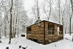 Life is better at the cabin… – ModCabins