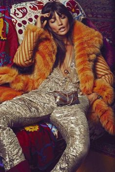Duchess Dior: Lily Aldridge by David Roemer for S Moda November 2014