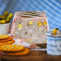 Pate de Campagne or Country Pate...Surprise yourself with some homemade charcuterie.