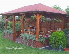 58 Ideas Backyard Gazebo Decorations Cabanas For 2019 Backyard Gazebo, Pergola Patio, Diy Patio, Backyard Ideas, Patio Shade, Pergola Shade, Country Patio, Covered Patio Design, Gazebo Decorations