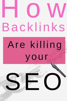 Backlinks are good for ranking but they can also be a source of danger for your SEO strategies. Seo Marketing, Marketing Digital, Online Marketing, Marketing Ideas, Content Marketing, Affiliate Marketing, Marketing Training, Marketing Program, Media Marketing