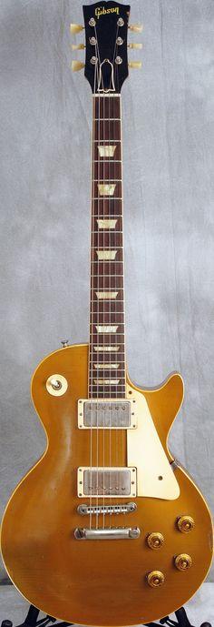 1957 Gibson Les Paul model