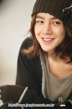interesting in my life: jang geun suk