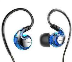 EarphonesAILIHEN SE-01 Sport Sweatproof Earphones Headphones with Microphone for Running GymIn Ear Earbuds(3 Colors)
