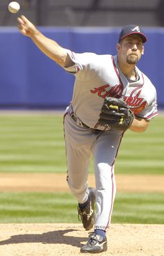 John Smoltz, Atlanta Braves - miss him too