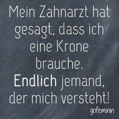 #spruch #sprüche #zitat #quote Mehr witzige Sprüche gibt's auf gofeminin.de!