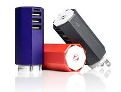 Zolt Charger Charges 3 devices at one time!