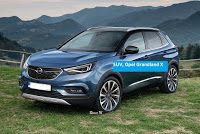 New Vauxhall Grandland X SUV: Prices and Specs Revealed With its unveiling to be held in September at the Frankfurt Motor Show, the New Vauxhall Grandland Psa Peugeot, Peugeot 3008, Small Suv, Car Buyer, Car Ins, Motor Car, Concept Cars, Anonymous, Cars
