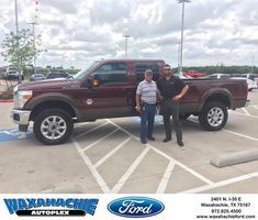 Waxahachie Ford Customer Review  Maybe the easiest truck buying experience ever!  Go see Justin Bowers at Waxahachie Ford guys  Louis, https://deliverymaxx.com/DealerReviews.aspx?DealerCode=E749&ReviewId=58113  #Review #DeliveryMAXX #WaxahachieFord