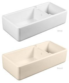 Shaws EDGWORTH Belfast Kitchen Sink Ceramic Kitchen Sinks, Small Kitchen Sink, Small Sink, Shaws Sinks, Biscuit Color, Belfast Sink, Bowl Sink, Sink Taps