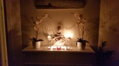 Decor, Wall Lights, Lamp, Candles, Candle Sconces, Wall, Home Decor, Light, Diwali Decorations